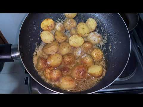 KENNY ROGERS SIDE DISH INSPIRED | BABY POTATOES - YouTube