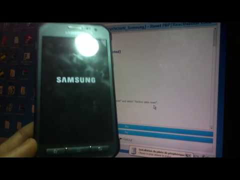 Remove google account on samsung galaxy xcover 3 g389f with chimeratool
