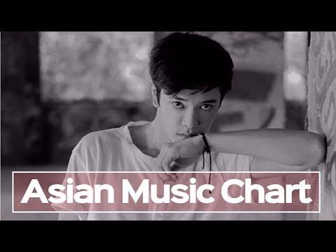 ASIAN MUSIC CHART August 2017