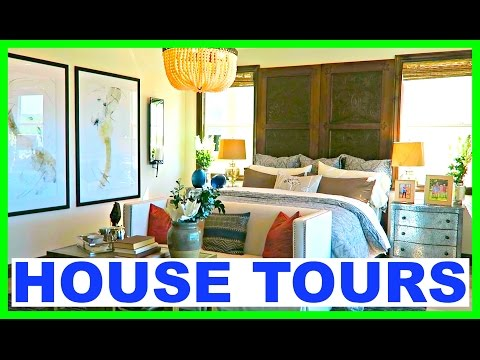 CALIFORNIA HOUSE TOURS VS TEXAS HOUSES! | AprilJustinTV