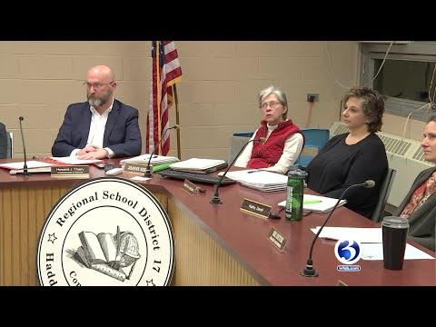 VIDEO: Haddam Elementary School bidding starts Wednesday