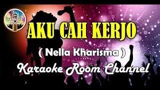 Aku Cah Kerjo Karaoke - Nella Kharisma (Koplo Karaoke Tanpa Vokal)