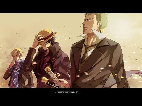 One Piece [ ASMV/AMV]-Monster Trio [!] - YouTube One Piece Luffy And Zoro And Sanji
