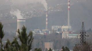 Воздух Душанбе
