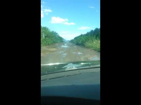 Дорога в Тамбовской области, Рассказовский район. Позор, Где деньги?