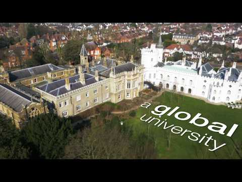 International Study at St Mary's University, Twickenham