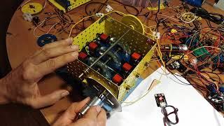 Démarrage moteur synchrone automatisé