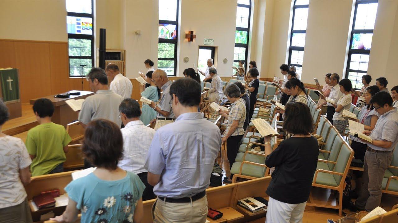 横浜教会の動画へ