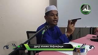 Paku Iman 19.08.2019 Ustaz Azhar Ramli TTDI Grove, Kajang
