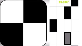 PIANO TILES: Don't Tap the White Tile - Gameplay Part 1 (iPhone, iPad, iOS, Android Game)