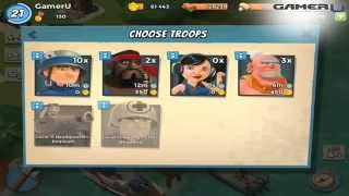 Boom Beach - Best Tips On Landing Crafts