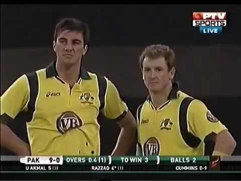 pak v Aus T20 super over Cricket Fun Latest