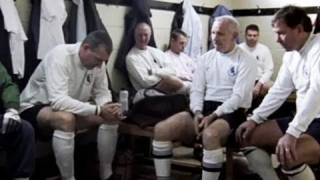 Carlsberg Commercial - Old Lions (Legendary England Football Players)