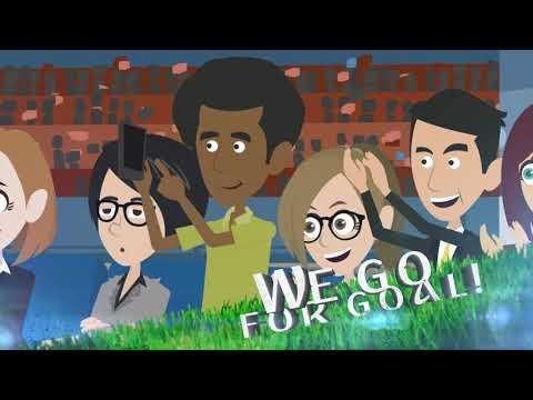 WE GO FOR GOAL - Polska na Mistrzostwa Świata (Lyric's Video)