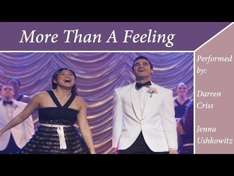 Glee  More Than a Feeling