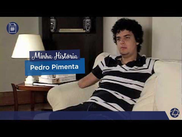 Minha hist ria com pedro pimenta youtube - Pedro piqueras biografia ...