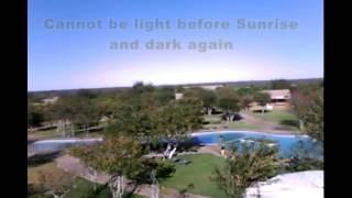 Amazing light before Dawn.Nibiru?