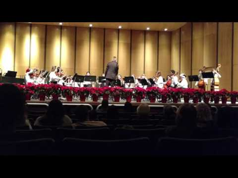 Jesu, Joy of Man's Desiring Bunker Hill Middle School Holiday Concert 12/15/16