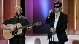 Christy Moore & Shane MacGowan(pogues) Spancil HILL
