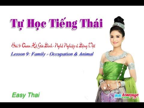 Giáo trình Thai for beginners bài 9