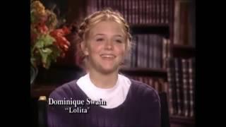 DVD BONUS: Lolita / Лолита (1997) Behind the scenes (