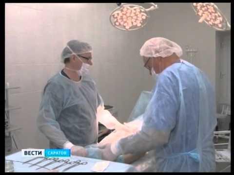 Новые методы лечения варикоза взяли на вооружение саратовские доктора
