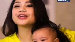 Nagita Rafathar Modern Mom 20 03 2016
