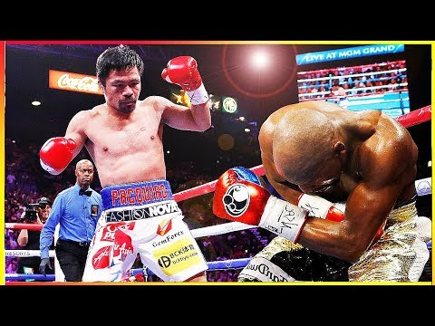 When Manny Pacquiao Was A God In The Ring
