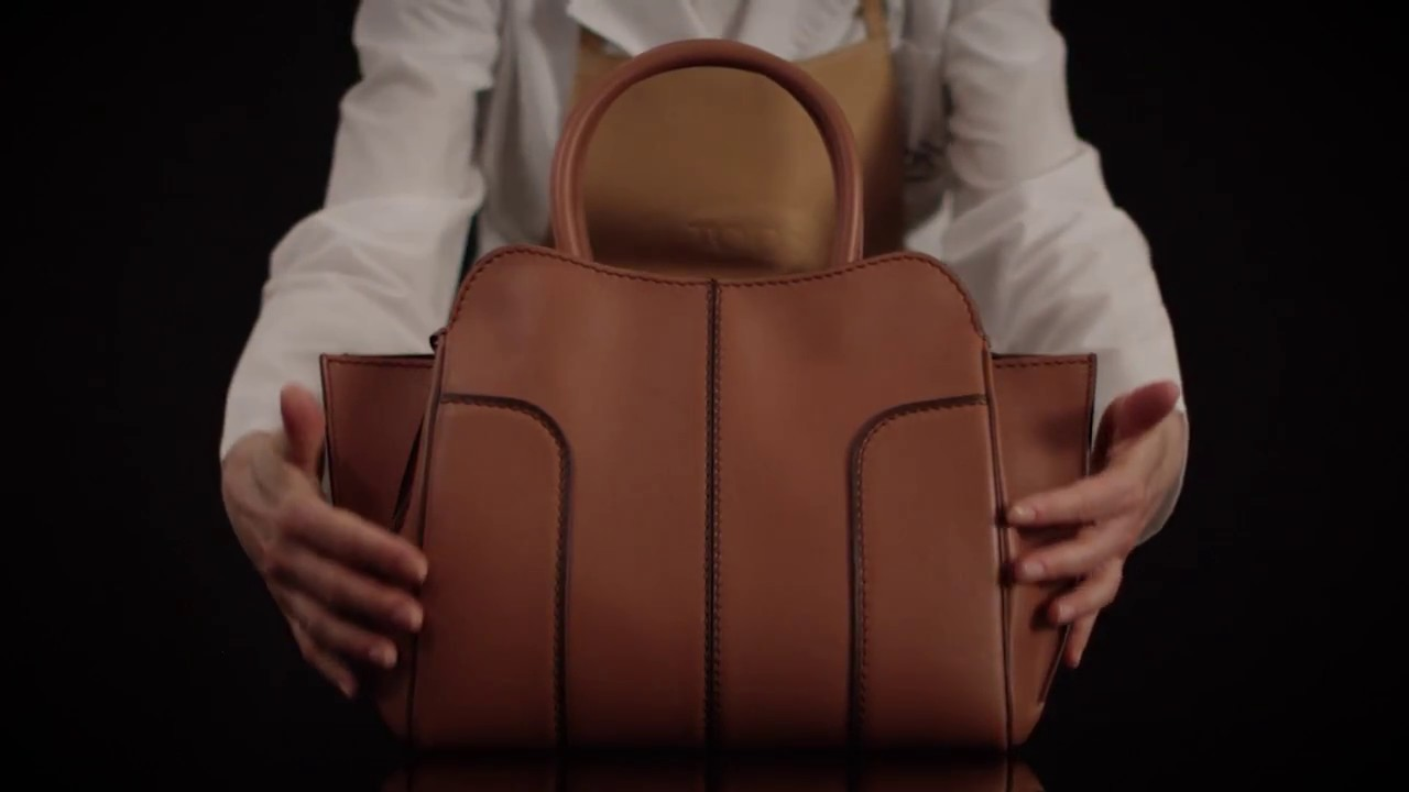 The Making Of Tods Sella Bag Youtube