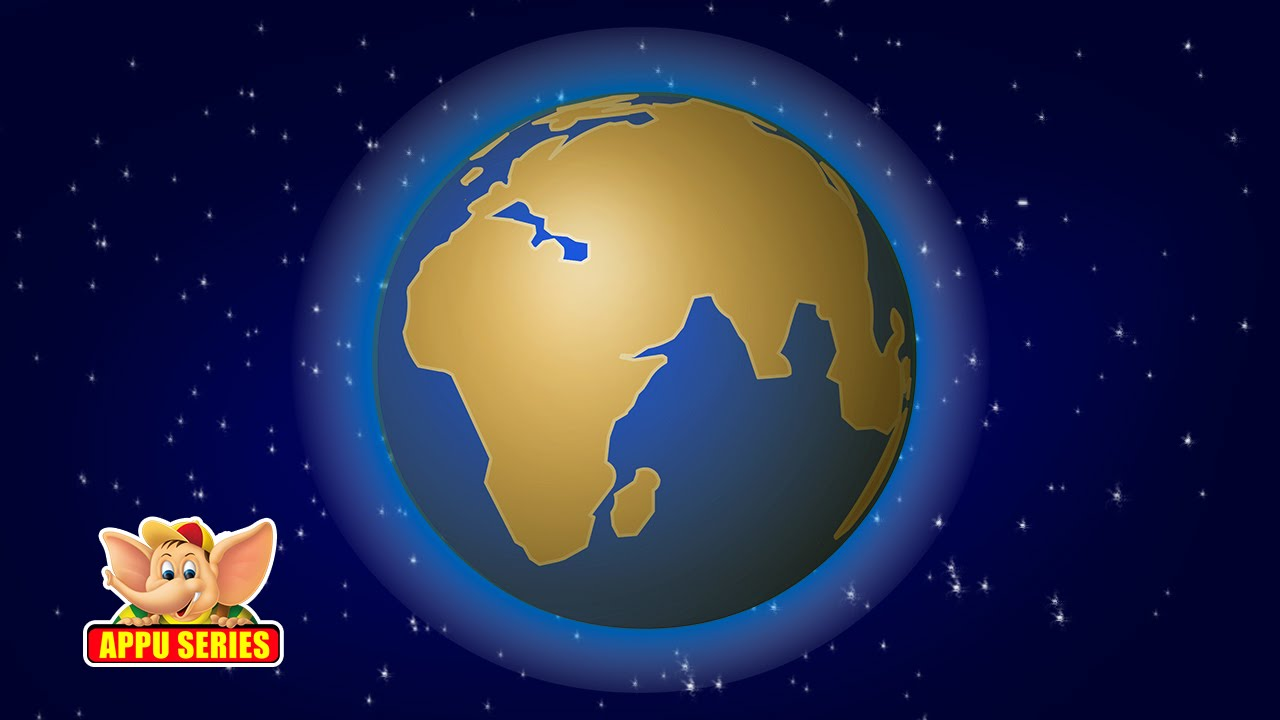 Learn About Planet Earth Structure of Earth YouTube
