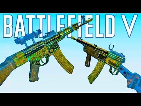Assault Rifles = SHREDDERS Battlefield 5 thumbnail