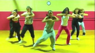 Bout It, Yung Joc Feat. 3LW - Choreography by SarahD