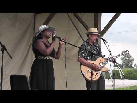 The 2011 Underground Railroad Music Festival - Braithwaite & Whiteley's Gospel Set (Part 1)