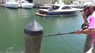 Ramp Monster Breaks 200Lb Line - O'Gorman Fishing