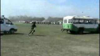 Военные учения.Вот это прикол!