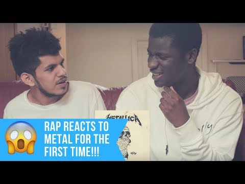 Metallica - One Reaction | RAP REACTS TO METAL FOR THE FIRST TIME!!!