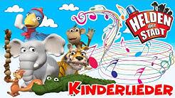 Kinderlieder - Der Zoo - Die Helden der Stadt