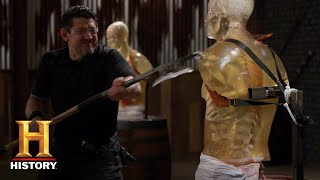 Forged in Fire: The Qinglong Ji Tests (Season 5) | History