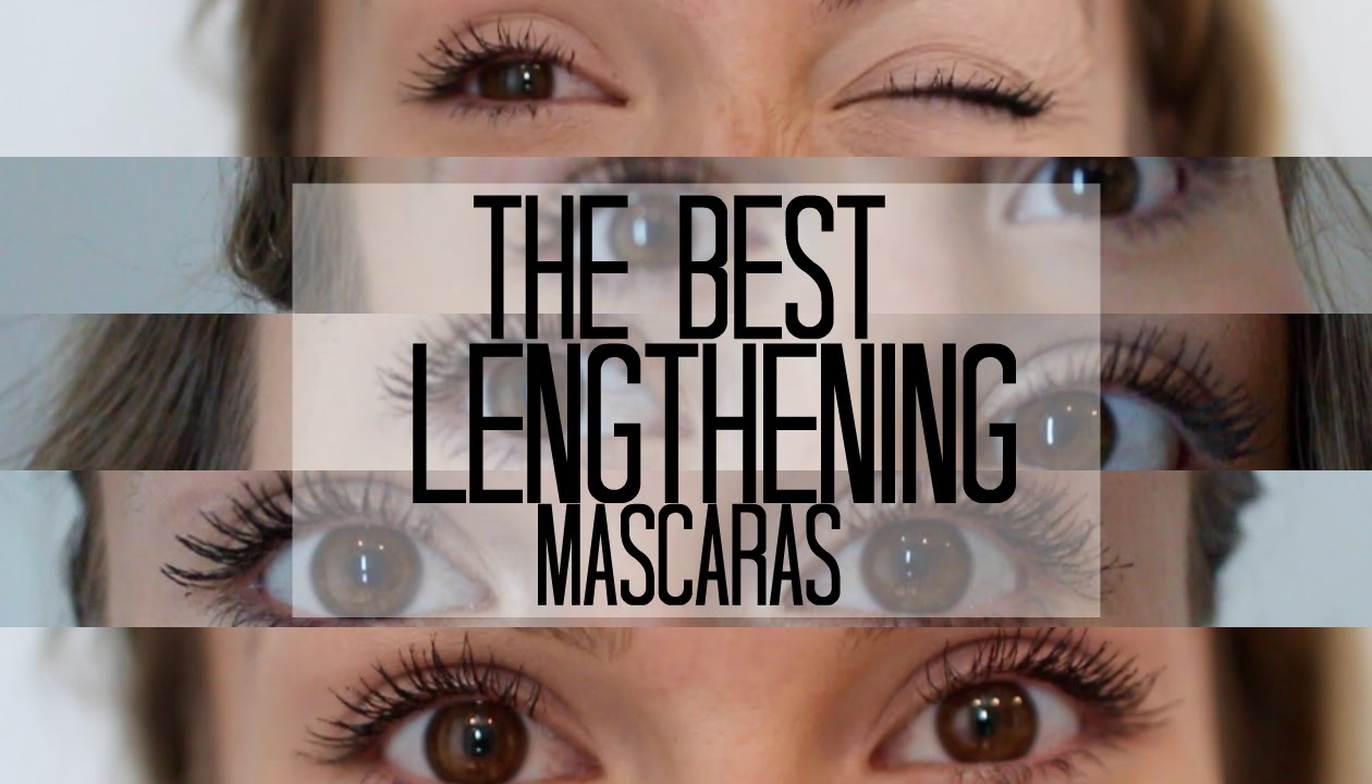 6807a145915 The Great Mascara-Off: The Best in Lengthening Mascaras - YouTube