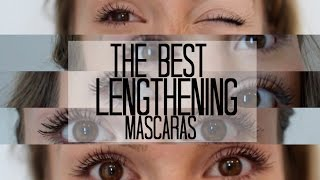 The Great Mascara-Off: The Best in Lengthening Mascaras