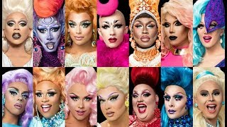 RuPaul's Drag Race 9 : First Impression of Queens Ranking