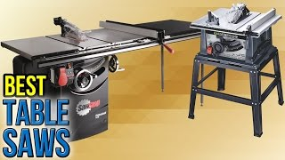 7 best table saws 2017