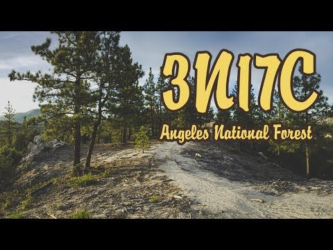 Fire Road 3N17C - Angeles National Forest