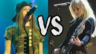 Baixar ¿Cambió la voz de Avril Lavigne cuando supuestamente fue sustituida?