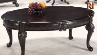 Yorkshire Oval Cocktail Table S2048-00 By Fairmont Designs