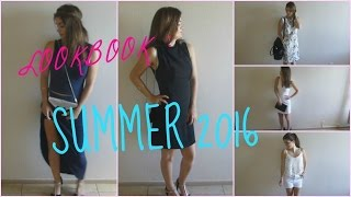 LOOKBOOK SUMMER 2016 (New look, Zara ...)