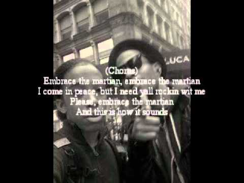 Kid Cudi - Embrace The Martian Lyrics | MetroLyrics