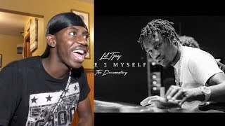 I'M HYPE | Lil Tjay - True 2 Myself (Documentary) | Reaction