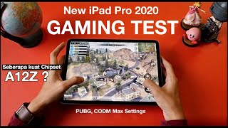 Rasanya Main Game di iPad Pro 2020.. (New A12Z Chipset Performance) iTechlife Indonesia