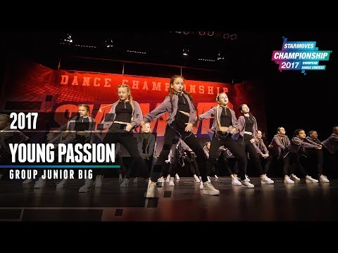 YOUNG PASSION - JUNIOR - GROUP BIG